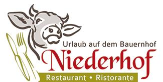 Restaurant Niederhof Partschins